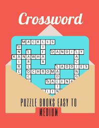 Course Designer Crossword Puzzle Clue Crossword Puzzle Books Easy To Medium Framework Puzzle Book