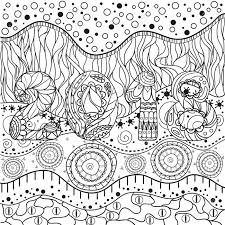 Abstract Patterns Stunning Abstract Eastern Pattern 48 New Year Hand Drawn Texture With