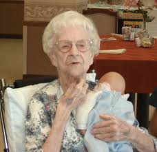 Mid America Live: Faye Dillon 100 years young...