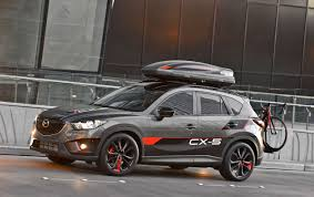 2012 SEMA Show: Mazda CX-5 Dempsey Concept