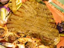 ahi tuna recipe from bbq with bobby flay via food network