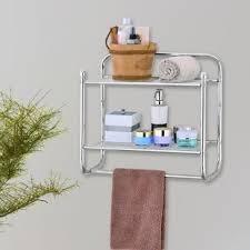 towel rack. Cavazos Wall Mounted Towel Rack