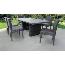 outdoor dining tables for 6 person round table 8