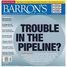 Kinder Morgan Stock Quote Kinder Morgan Trouble in the Pipelines Barron's 91