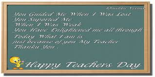Happy Teachers Day Chart Quotes About Happy Teachers 30 Quotes