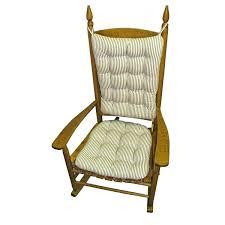 Rocking Chair Cushion Set Wood Rocking Chair Pads Rocking Chair