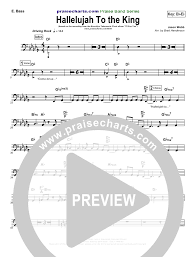 Hallelujah To The King Rhythm Acoustic Guitar Chart