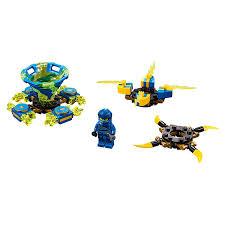 Đồ Chơi Xếp Hình LEGO Ninjago Con Quay Lốc Xoáy Sấm Sét 70660