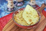 balaleet  vermicelli and egg omelet