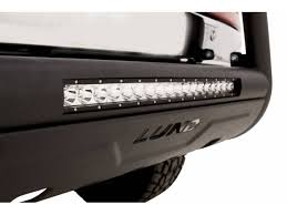 lund led bull bar with 20\
