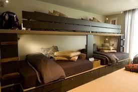 Bunk Room contemporary-bedroom