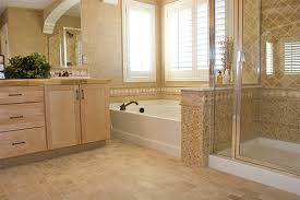 complete bathroom remodel. Services · Complete Bathroom Remodel L