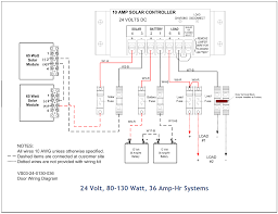 full list of solar system wiring installation circuit diagram 7 extra large system 24 volt 350 525 watt 210 265amp hr systems
