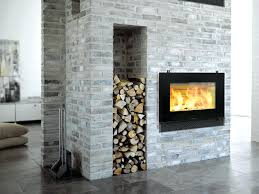 modern wood fireplace mantel shelf zero clearance insert