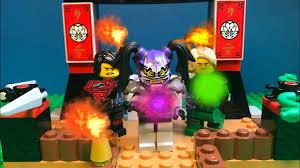 Lego Ninjago The Last Son of Garmadon Episode 6: Huntdown for the Last Mask!!!  - YouTube