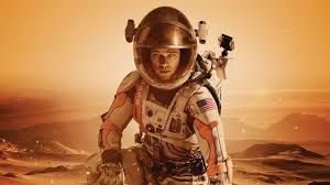 Science on the Screen: The Martian