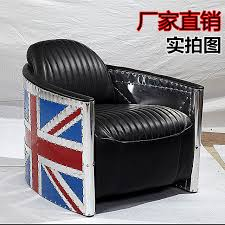 british flag furniture. British Retro Mix And Match The American Industrial Loft RH Furniture Aviator Union Jack Flag
