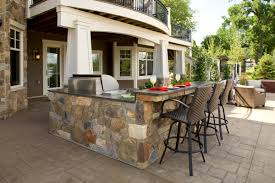 ce ba ce cf vintage outdoor kitchen designs for small spaces