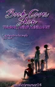 book cover anime mist