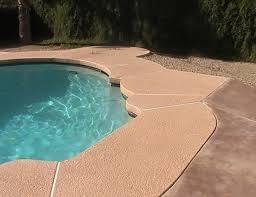pool deck paint colorsTea And Cream Pool Deck Paint  Home Design Ideas