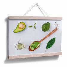 Fensterfolien Sichtschutzfolie Frische Avocado