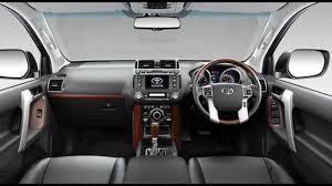2017 Toyota Land Cruiser redesign - YouTube