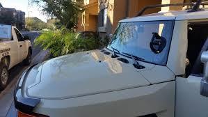 photo of 1st shot auto glass mesa az united states fj cruiser