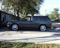 pimping86 1991 Chevrolet S10 Blazer Specs, Photos, Modification ...