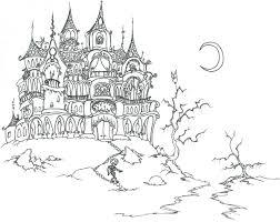 Dessins Coloriage Halloween Imprimer Dessin En Dhalloween Gratuit
