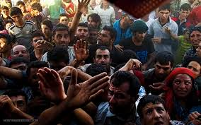 Image result for obama syrian refugee pics
