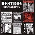 Discography: 1990-1994 album by Destroy