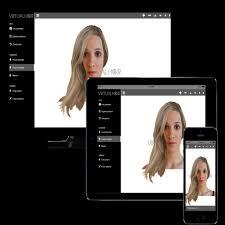 Kostenloser Online Frisuren Styler Modische Frisuren F R Sie