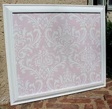 Damask Memo Board Fascinating Amazon Bulletin Board Framed Magnetic Damask Bulletin Board