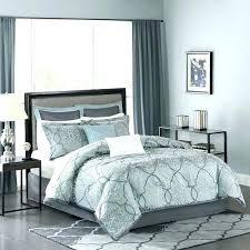 blue gray bedding sets magnificent grey and blue comforter dark light gray set queen quilt linen