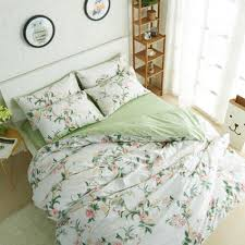 100 cotton bedding sets. Delighful 100 Winlife Rustic Floral Bedding Set 100 Cotton Duvet Cover American  Country Style Collections Flowers Print Bed Sets Grey Twin Comforter Blanket  Throughout 100 O