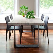 garage metal dining table set good looking metal dining table set 22 rustik modern wood