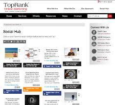 Social Hub Social Media Hubs For Brands Best Practices 9 Examples