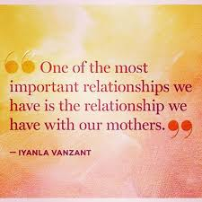 Mom Daughter Love Quotes