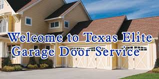 elite garage doorTexas Elite Garage Door Service