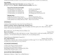 Summary Or Objective On Resume Resume Objective In Foring Staff Ojt Students Internship Shocking 92