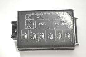 mx5 fuse box cover *used* fuse box cover fuse box cover *used*