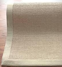 jute rug with border jute rug with beige border jute rug leather border