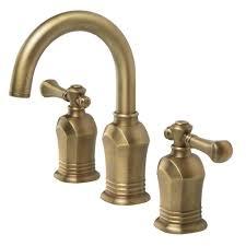 Home Decor Appealing Aged Brass Faucet To plete Pegasus