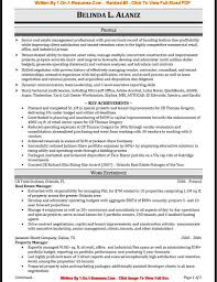 Sample Resume For Experienced Banking Professional Resume Template Best Format For It Professional Download Ampamp 44