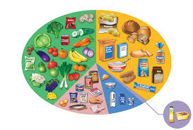 Make A Chart Of Balanced Diet The Eatwell Guide Nhs