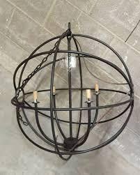 interesting lighting fixtures. 4 light black sphere fixture for traditional kitchen idea interesting lighting fixtures