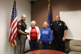 VFW Auxiliary extends thanks to officers | Latest Headlines |  wahoo-ashland-waverly.com