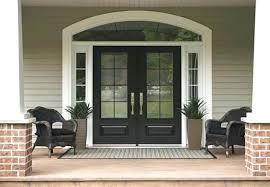 double front doors. Black Double Front Doors Lovable With Modern  Concept Painted Door