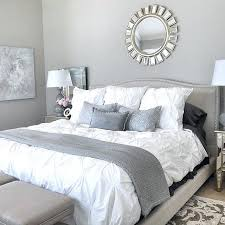 Pink Grey And White Bedroom Ideas Stunning Grey And Silver Bedroom ...