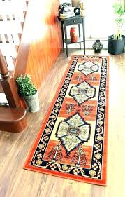 narrow runner rug hall hallway runners captivating long foot rugs teal carpet used